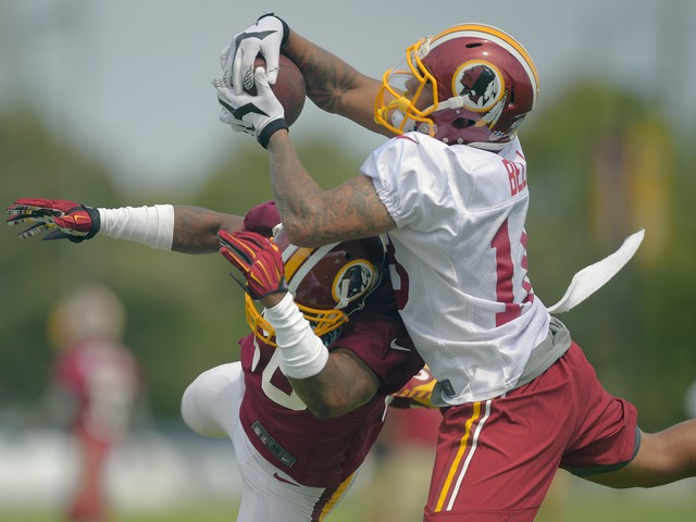 Redskins Blog: Bashaud Breeland to serve one-game suspension for 2014 marijuana possession incident