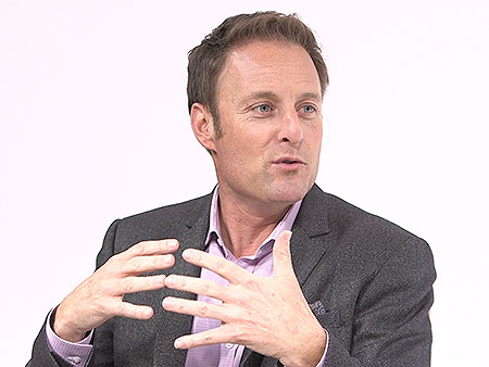 VIDEO: Hear What Chris Harrison Thinks About Leah's Betrayal on The Bachelor