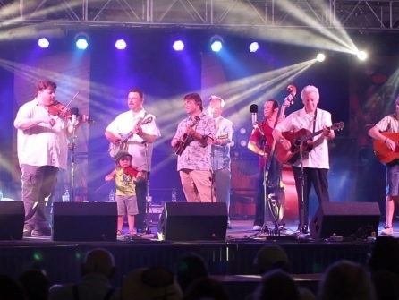 Video | Three Generations Of McCourys Jam At DelFest