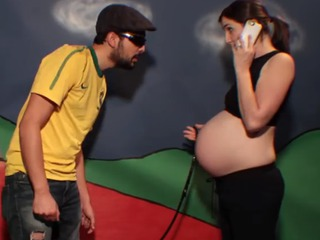 WATCH: Couple Creates Amazing Pregnancy Timelapse Stop Motion Video!