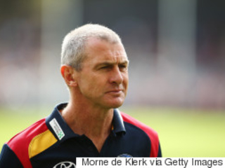 Adelaide Crows' Coach Phil Walsh Murdered In Home, Son Arrested