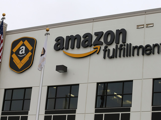 Amazon Plans To Hire 100,000 Workers Over Next 18 Months