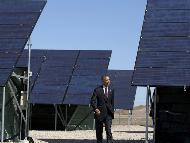 Clean Tech A Priority In Chinese President's U.S. Visit