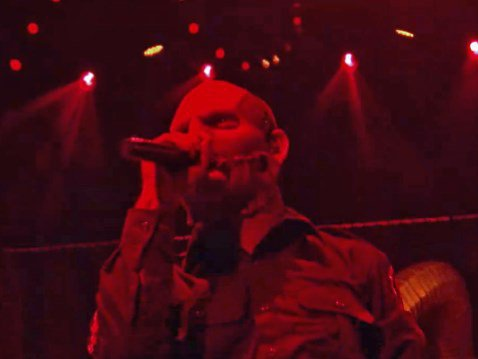 SLIPKNOT Unleashes 'Custer' Performance Video