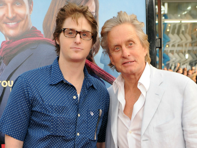 Michael Douglas' Son Cameron Released From Jail After Almost 7 Years