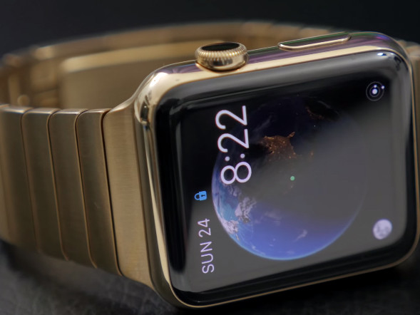 Video: You'll be shocked at how good this DIY gold Apple Watch looks