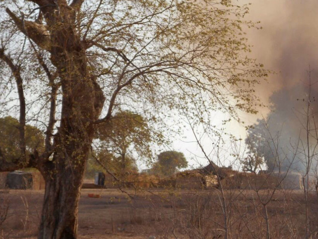 Video From Boko Haram Stronghold Appears To Show Foreigners Fighting For Extremist Group
