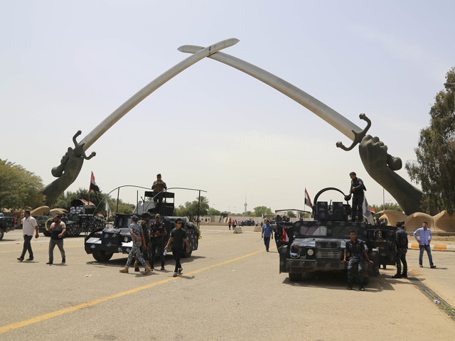 Iraq: Car bombing kills at least 18 pilgrims in Baghdad