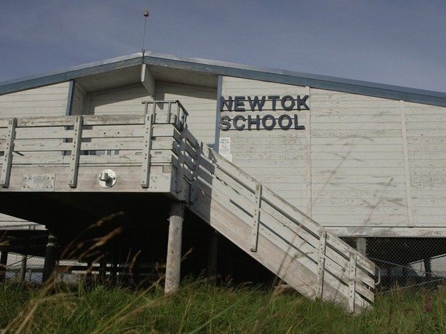 The School Doomed by Climate Change