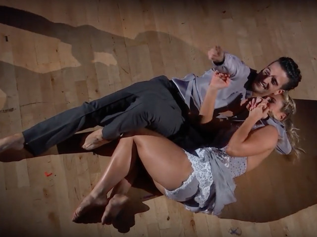 Video: Paige VanZant gets highest scores on Dancing With the Stars finale