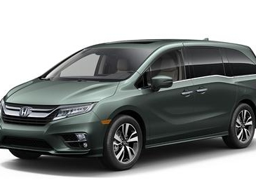 2018 Honda Odyssey Minivan Debuts, Adds Magic Seats and a 10-Speed Automatic