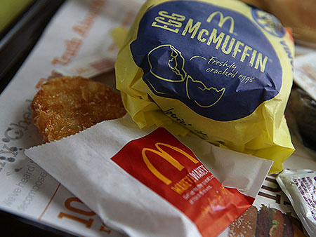 VIDEO: McDonald's Launches All-Day Breakfast Menu!