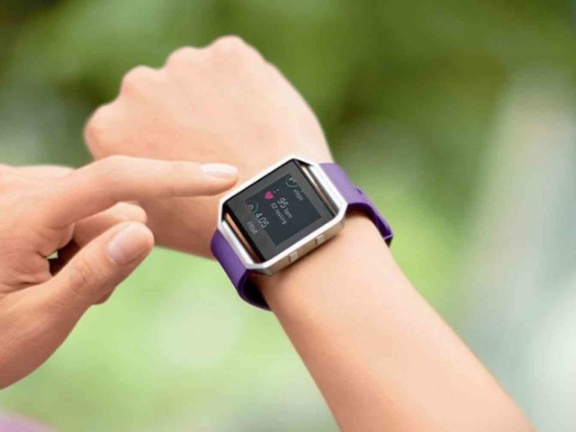 Did you get a wearable for Christmas?