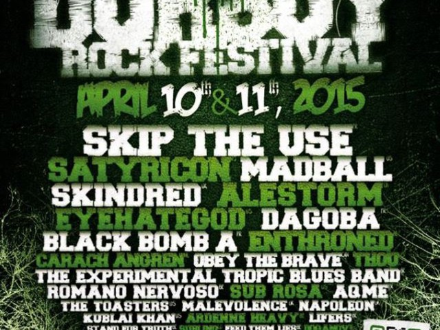 Video: SATYRICON Performs At Belgium's DURBUY ROCK FESTIVAL