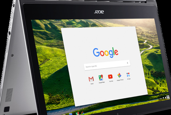 Acer's new Chromebook is designed to welcome Android apps