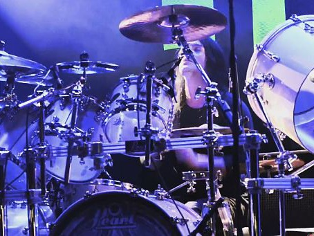 Video: ARCH ENEMY's DANIEL ERLANDSSON Performs At Germany's MUSIKMESSE