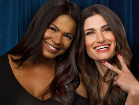 Why Idina Menzel Was Hesitant to Join Lifetime's Beaches Remake