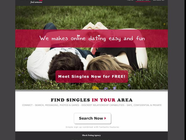 Black Dating Agency : Premium Online Dating Site For Singles