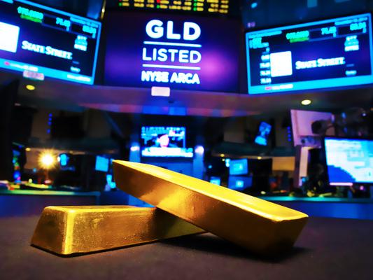 Execs Flee GLD - The revolving door at the SPDR Gold Trust Sponsor