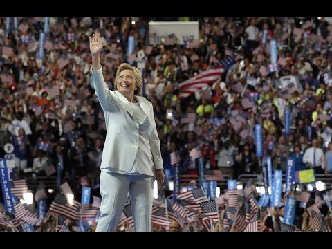 Video, Transcript: Hillary Clinton's Democratic Convention Speech
