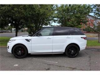 2014 Range Rover Sport 5.0 V8 Autobiography