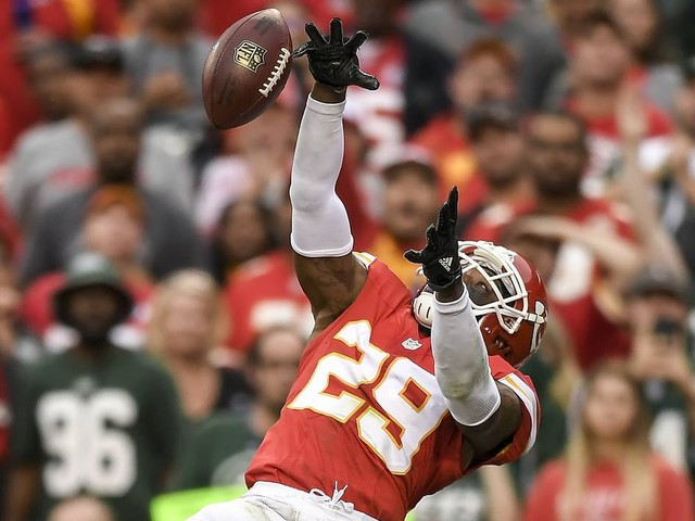 Chiefs make six interceptions, do something many of us doubted they were capable of doing
