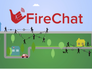 Immensely popular iOS app FireChat brings Internet-less chat to Android