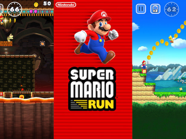 Super Mario Run might be coming to Android sooner than you thought