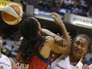 Washington Mystics face Indiana Fever and potential elimination from WNBA playoffs