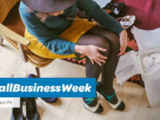 Small Business Week - Being Connected