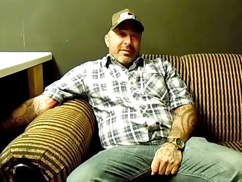 STAIND's AARON LEWIS Doesn't See Band Working 'For A While'