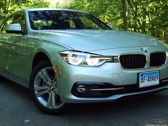 2017 BMW 330i Given The Once Over By Consumer Reports