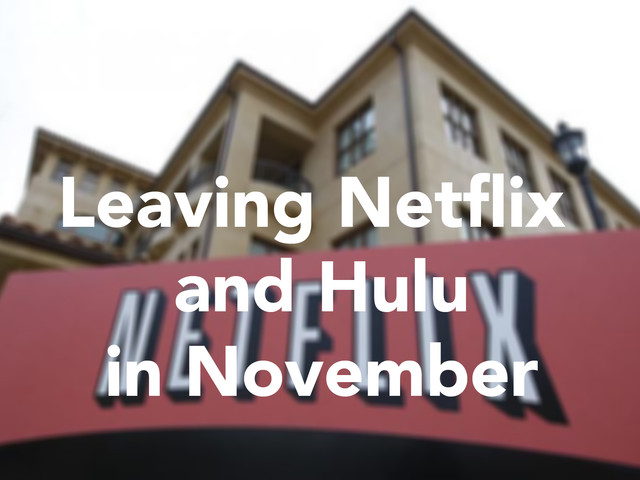 Video: Netflix's CEO says entertainment pills could be the next wave of entertainment