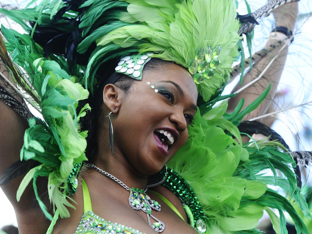 Beauty And Style Lessons We Learned From Carnival Masqueraders