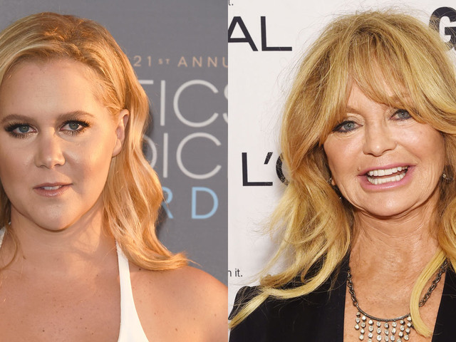 Amy Schumer & Goldie Hawn Get 'In Formation' in Beyonce Parody Video!