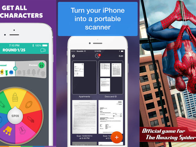 24 amazing iPhone apps and games are on sale for $0.99 this weekend