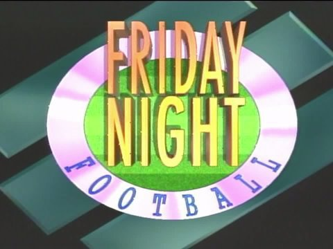 VIDEO: 25th Season of Friday Night Football Hype Video