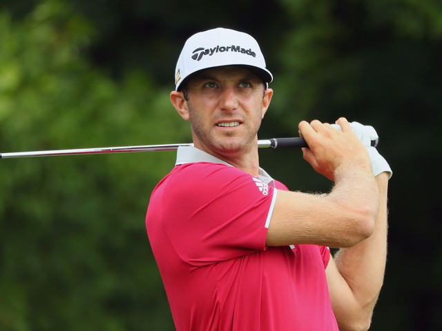 PGA Championship 2016 projected cut: Dustin Johnson heads for an early exit
