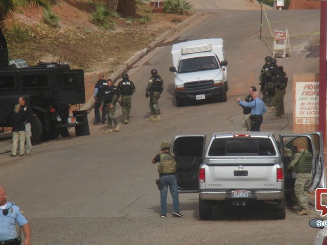 Man involved in 2014 standoff pleads guilty