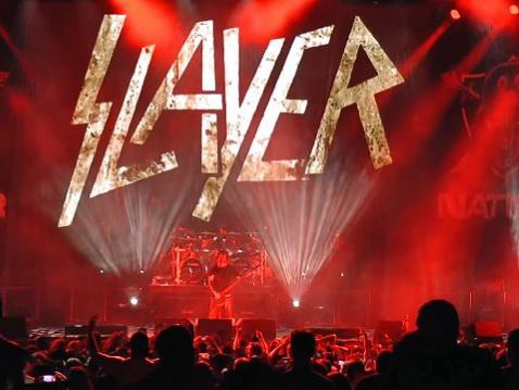 Video: SLAYER Performs Three 'Repentless' Songs In Phoenix