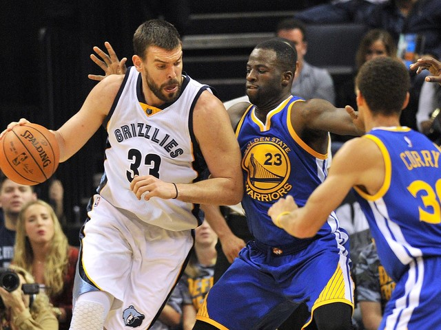 Warriors game day: Can Golden State out-tough Memphis?