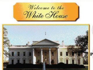The White House's First Website Was So '90s It Hurts