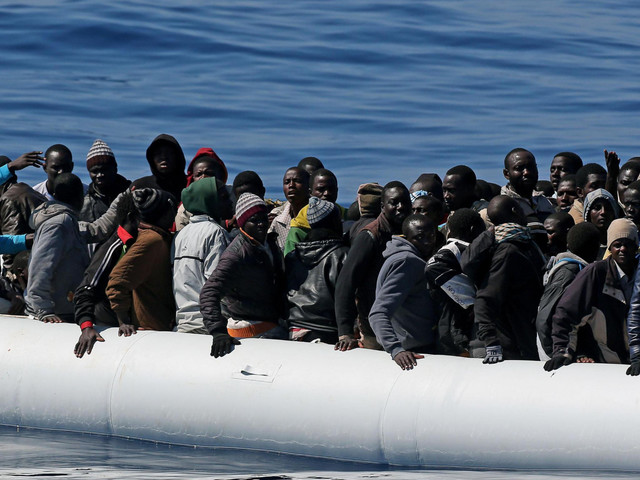 Faced With EU's Slow Response, These People Are Trying To Save Migrants In Peril At Sea