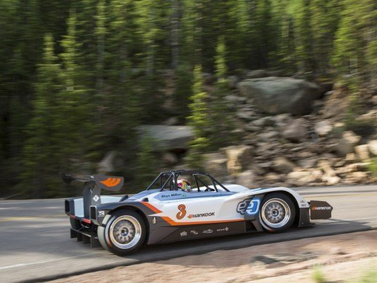 Pikes Peak – Birthplace of the REAL EV Revolution