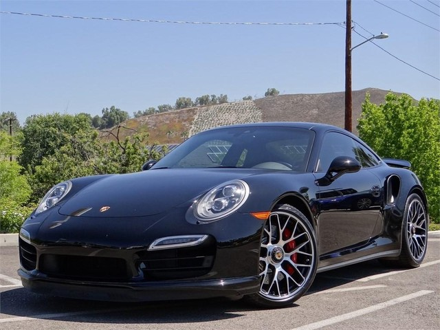 2014 Porsche 911--Turbo