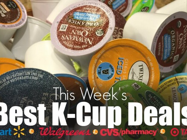 Best K-Cup Deals – Week of 9/18/16