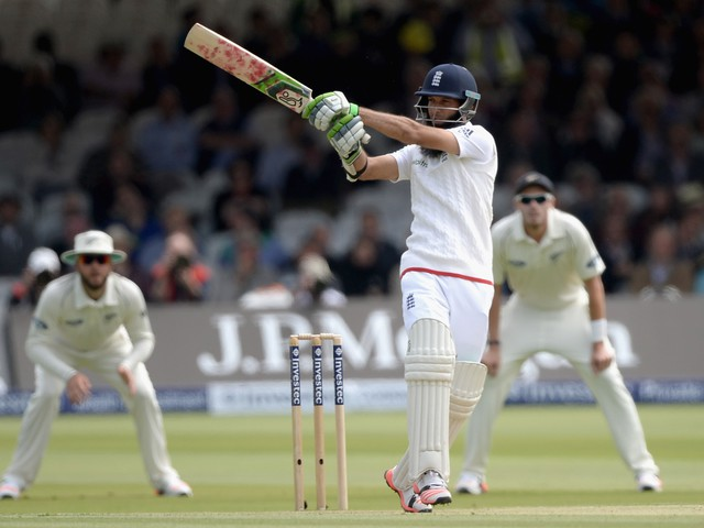 England v New Zealand: first Test, day two – live!