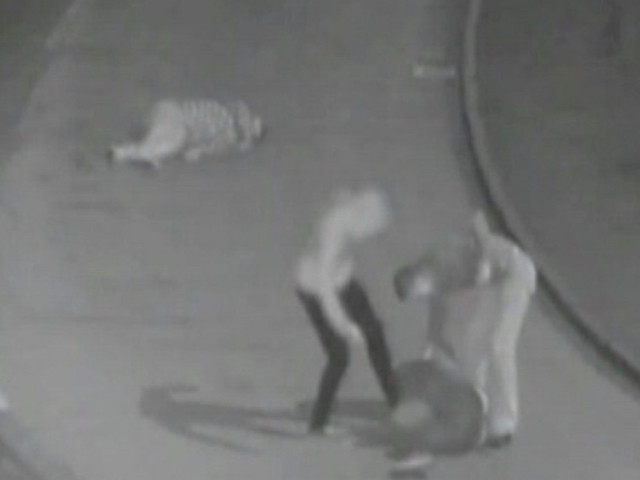Soldiers Avoid Jail For Brutal Attack Caught On CCTV - 'Devil' Stomped On Victim's Head 18 Times