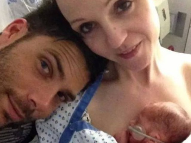 British Couple And Premature Baby Stranded In New York Have Hospital Fees Covered