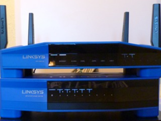 Linksys expands its WRT product line with a slick, stackable Ethernet switch
